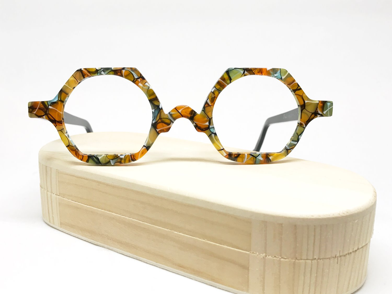 renommée mondiale dessin de mode produits de qualité Lunettes de forme originale - Lunettes-sur-mesure.Paris